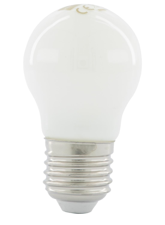 HEMA LED Lamp 25W – 250 Lm – Kogel – Mat (wit)
