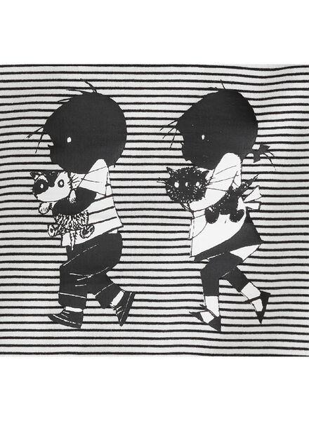 newborn Jip en Janneke set zwart/wit - 1000005711 - HEMA