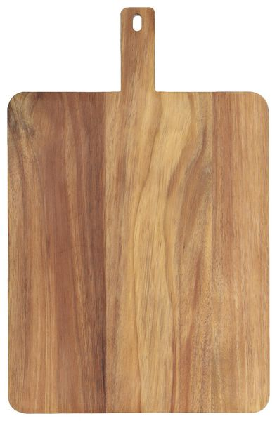 borrelplank 48x31x2 hout - 80810330 - HEMA