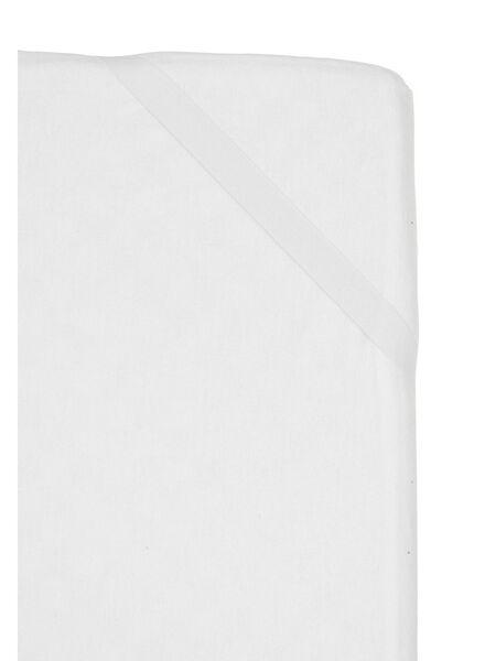 matrasbeschermer 70x150 waterdicht plateau wit 70 x 150 - 5150127 - HEMA