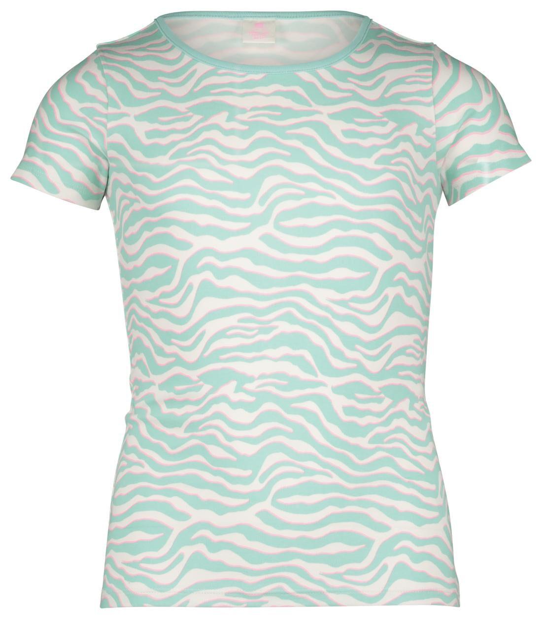 HEMA Kinder T-shirt Groen (groen)