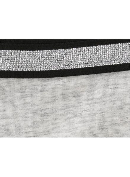 tienerboxer grijsmelange grijsmelange - 1000002599 - HEMA