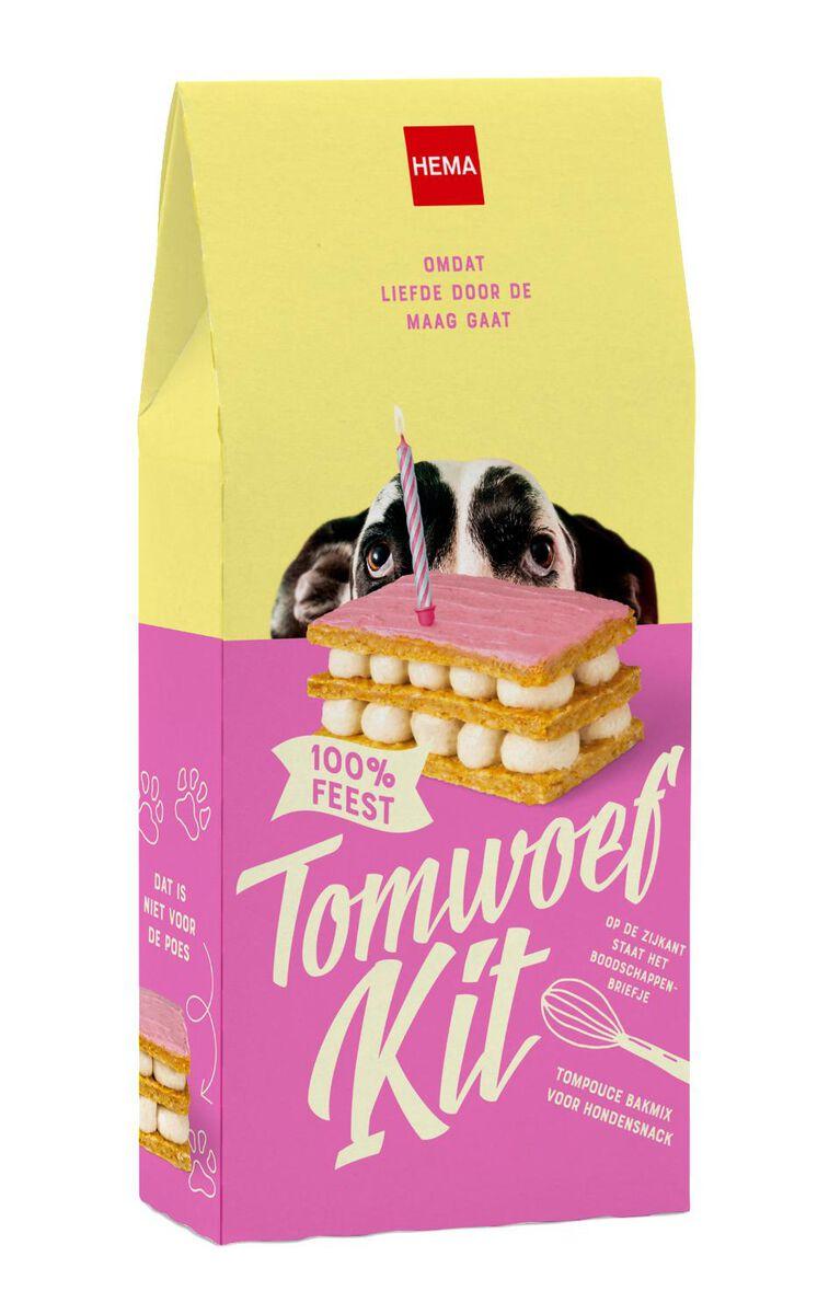 Honden-tompouce Tomwoef