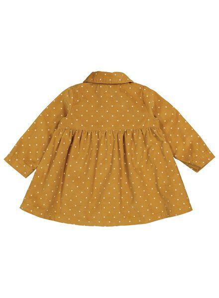 babyjurk geel geel - 1000016899 - HEMA