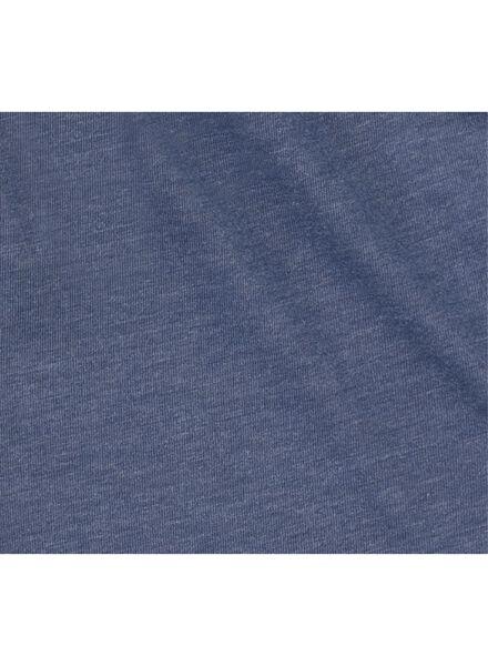 kinder shortama blauw blauw - 1000002752 - HEMA