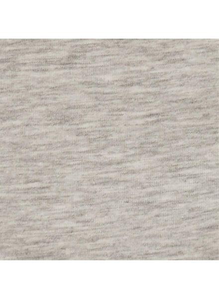 baby t-shirt grijsmelange grijsmelange - 1000008677 - HEMA
