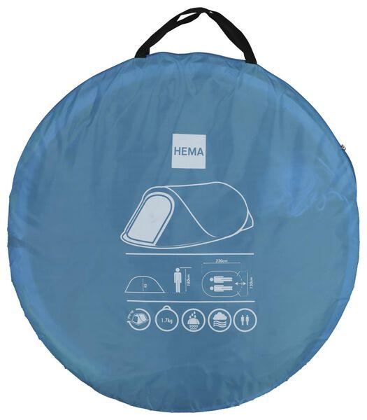 pop-up tent 220 x 120 x 90 - 41851210 - HEMA