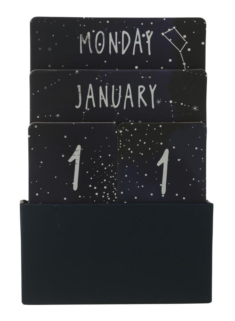 3d kalender - hema