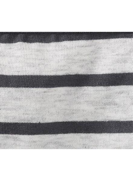 4-pak kinderslips grijsmelange grijsmelange - 1000008951 - HEMA