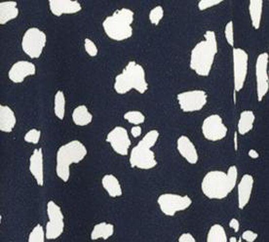 damesjurk donkerblauw donkerblauw - 1000021234 - HEMA