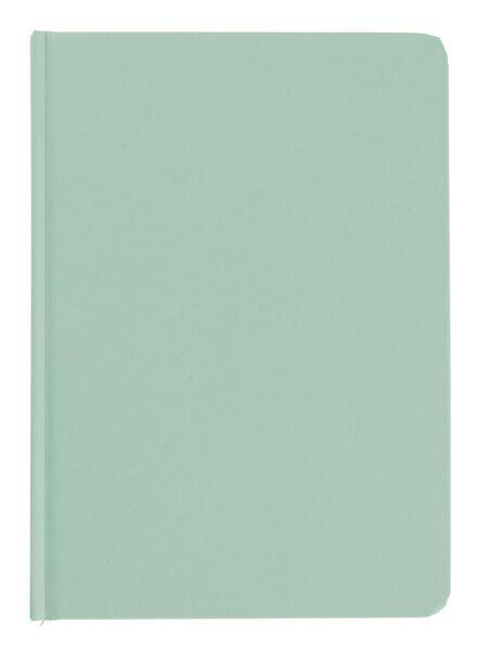 notitieboek A5 blanco - 14160072 - HEMA