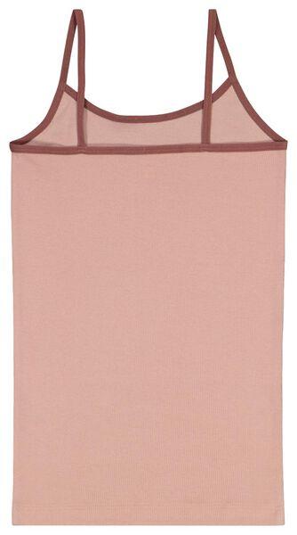 kinderhemden rib - 2 stuks multi 158/164 - 19376114 - HEMA