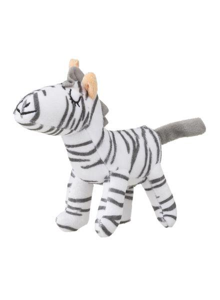 knuffeltje zebra - 15150096 - HEMA