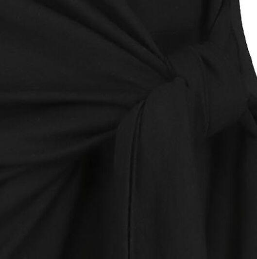 damesjurk zwart zwart - 1000019583 - HEMA