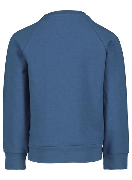 kinderpyjama blauw 98/104 - 23091131 - HEMA