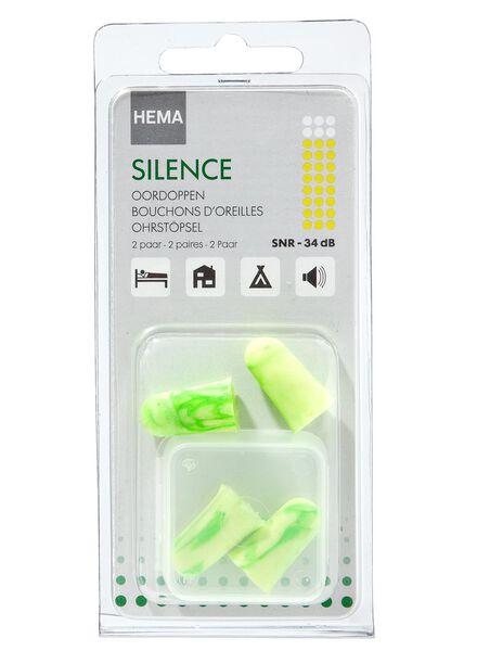 oordoppen met bewaardoosje - 11972010 - HEMA