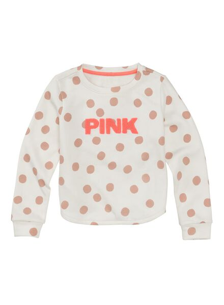 kindersweater roze roze - 1000011009 - HEMA
