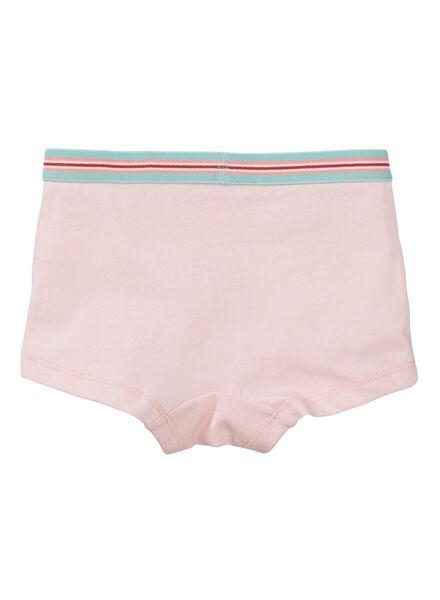 3-pak kinderboxers roze roze - 1000011492 - HEMA