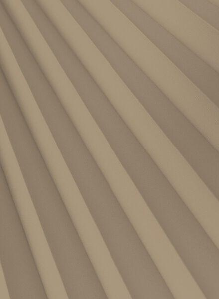plisségordijn structuur lichtdoorlatend 20 mm - 7430098 - HEMA