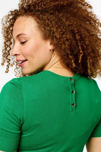 damestrui groen XL - 36242279 - HEMA