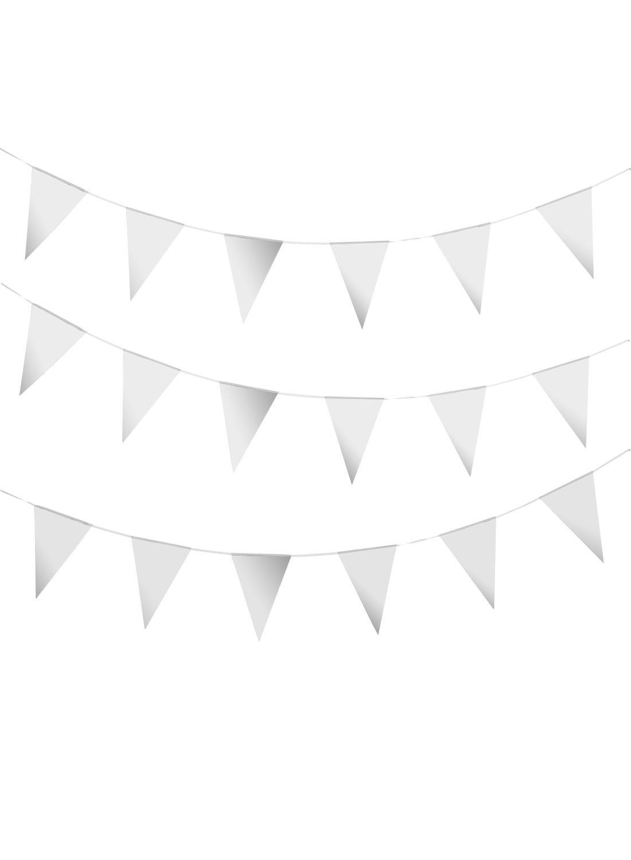 HEMA Vlaggenlijn 6 Meter (zilver)