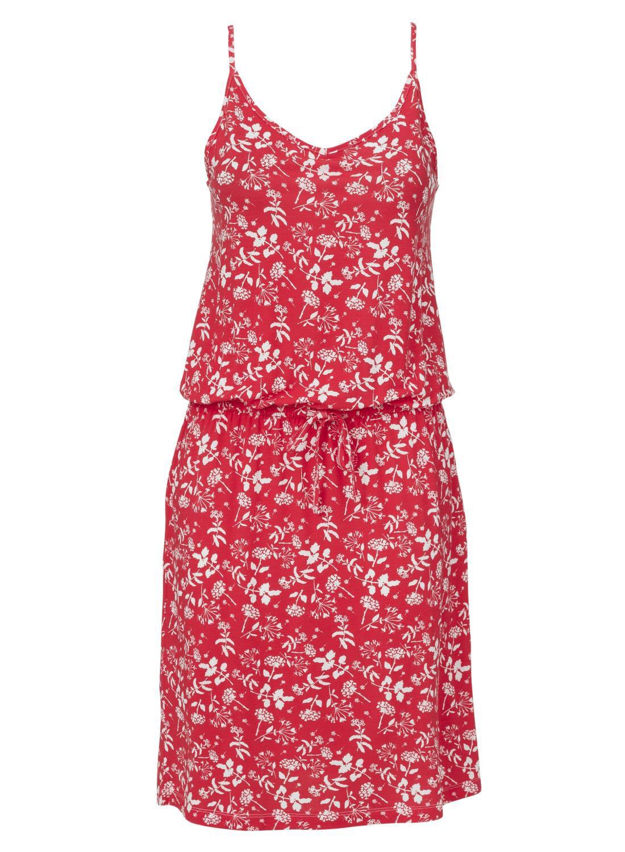 rode jurk hema