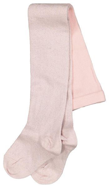 kindermaillot met glitters roze roze - 1000020500 - HEMA