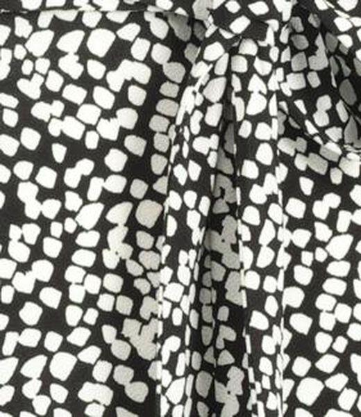 damesjurk zwart zwart - 1000019556 - HEMA