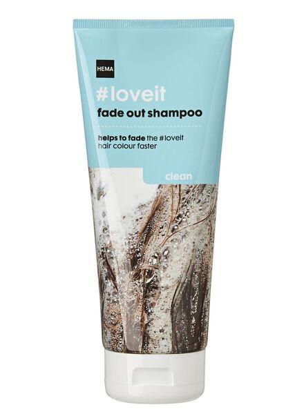 fade out shampoo - 11030006 - HEMA