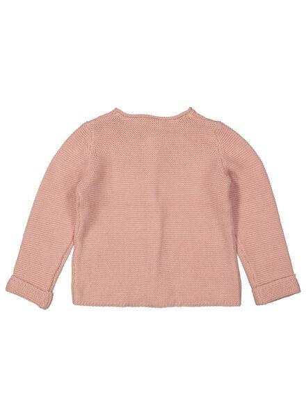 babyvest roze roze - 1000015091 - HEMA