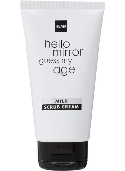 scrubcrème - rijpere huid - 17810005 - HEMA