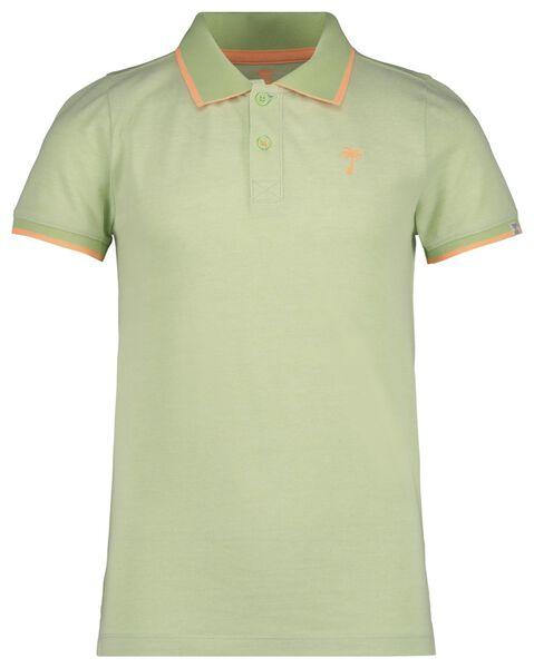 kinder poloshirt groen groen - 1000018901 - HEMA