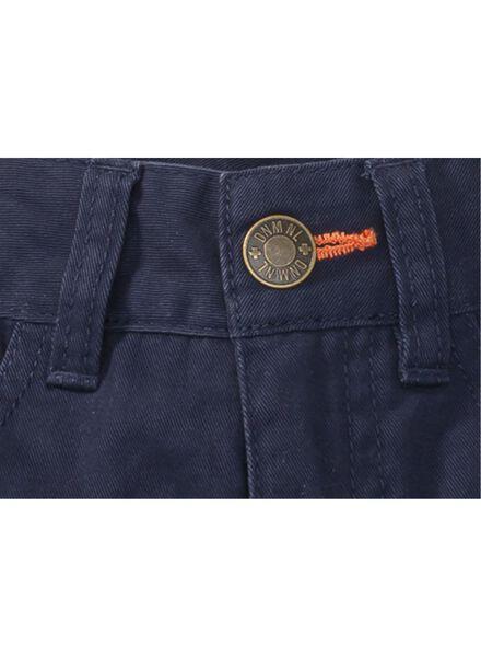 jongens regular broek donkerblauw donkerblauw - 1000003834 - HEMA
