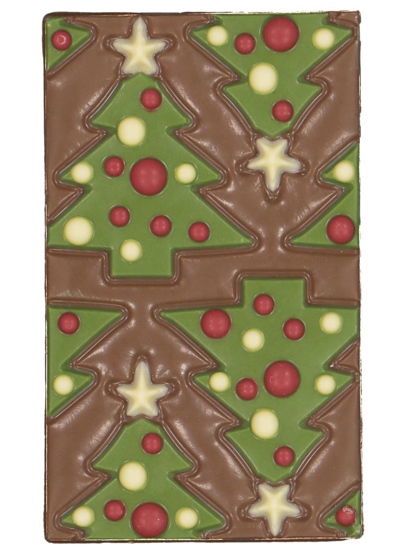 HEMA Chocoladereep Kerstboom