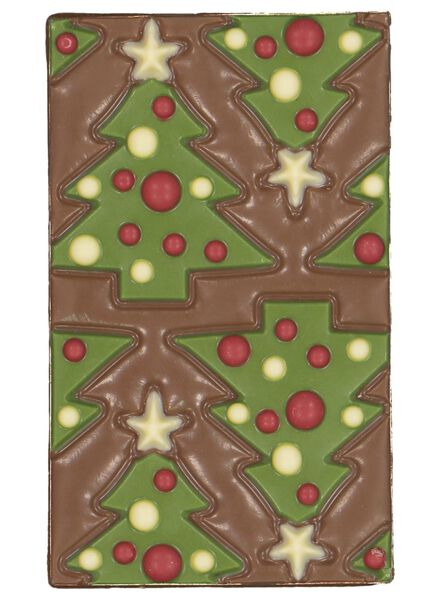 chocoladereep kerstboom - 10030012 - HEMA
