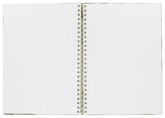 plakboek blanco 32.5x23 bladeren - 14126709 - HEMA