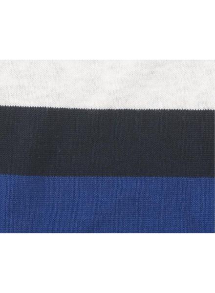 herentrui donkerblauw donkerblauw - 1000009027 - HEMA