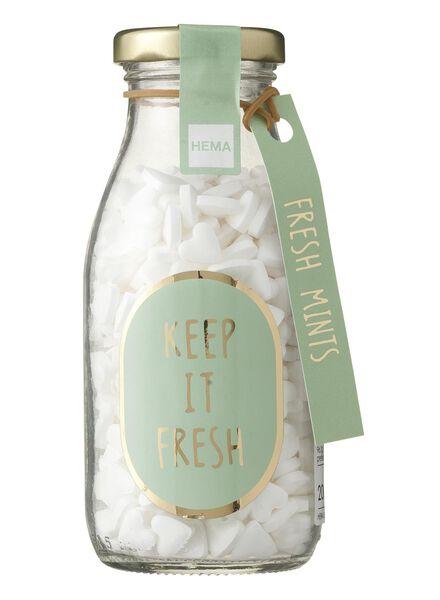 fles pepermuntjes - 60900106 - HEMA