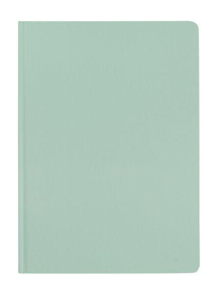 notitieboek A4 blanco - 14160071 - HEMA