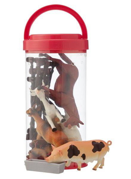 boerderijdieren set - 15170089 - HEMA