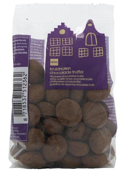 kruidnoten - chocolade truffel - 10904061 - HEMA