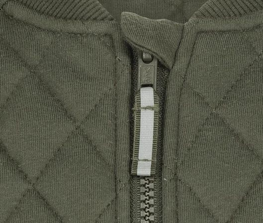 kinder bombervest legergroen legergroen - 1000020112 - HEMA