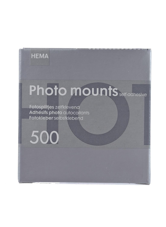 HEMA Fotosplitjes
