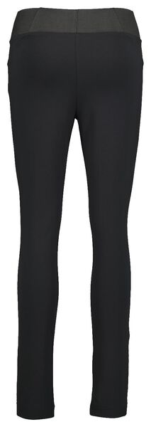 dameslegging shaping zwart zwart - 1000020959 - HEMA