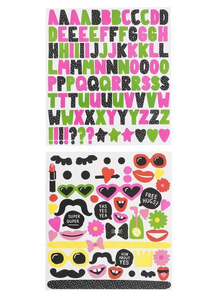 stickers - 80630605 - HEMA