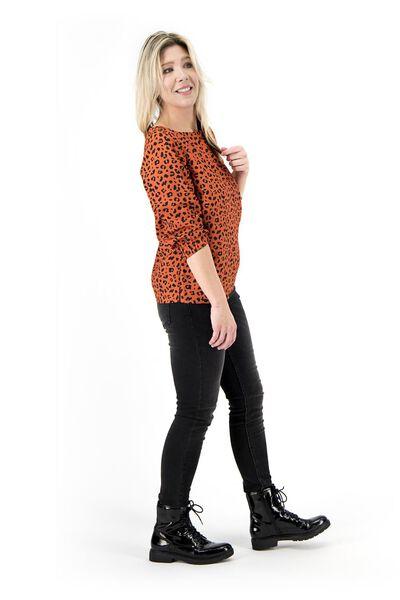 dames top oranje oranje - 1000018046 - HEMA