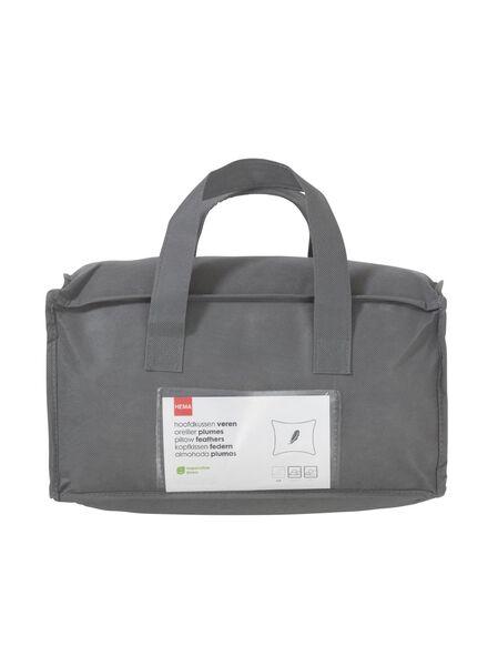 hoofdkussen - half dons - zacht - buik- en rugslaper - 5511778 - HEMA