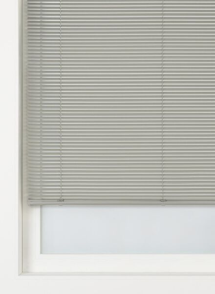 jaloezie aluminium zijdeglans 16 mm - 7420075 - HEMA