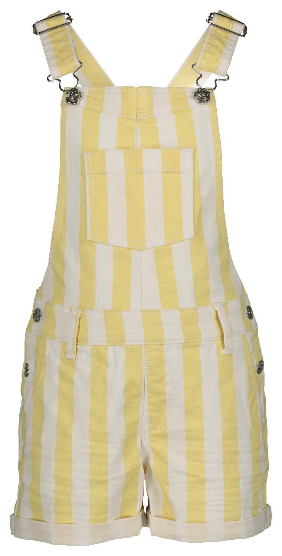 HEMA Kinder Salopette Geel (geel)