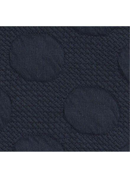 babysweater donkerblauw donkerblauw - 1000015303 - HEMA